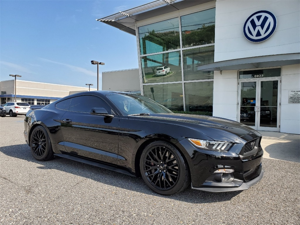 Pre Owned 2017 Ford Mustang Gt