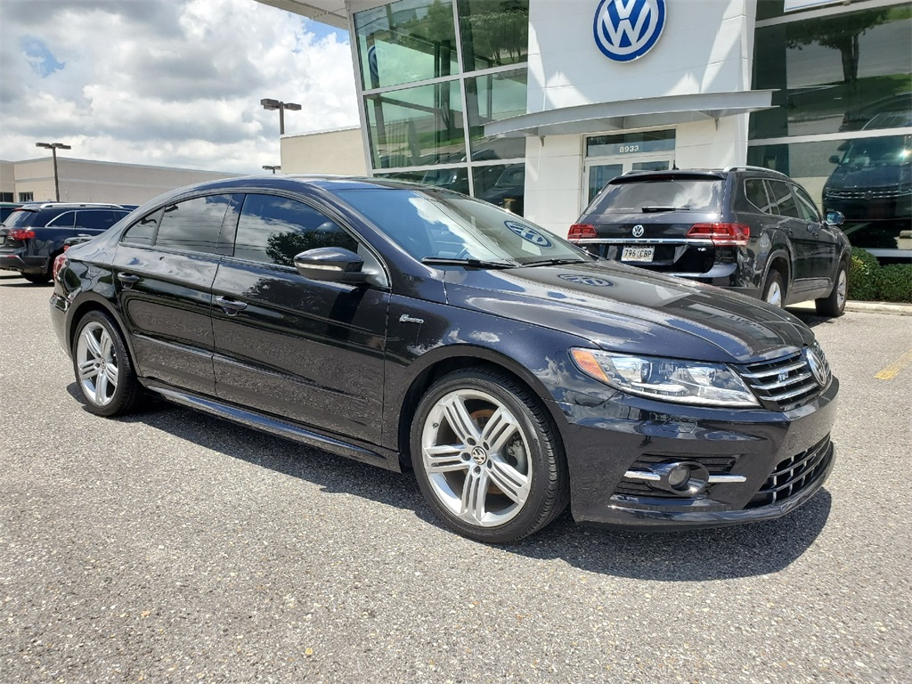 Pre Owned 2017 Volkswagen Cc 2 0t R Line