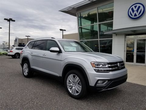 New 2019 Volkswagen Atlas SEL